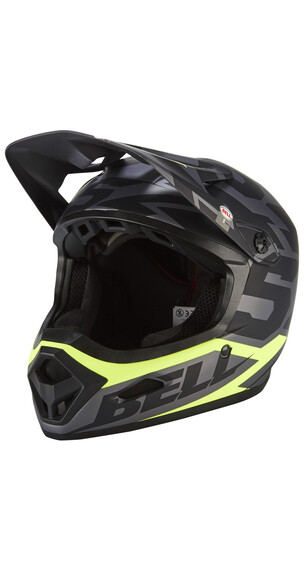 Bell Transfer-9 Downhill helm grijs